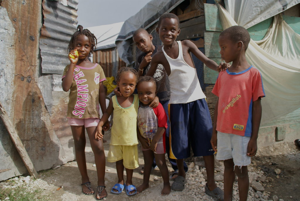 Safe Water & On-going Relief in Haiti