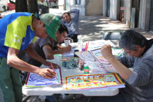Help Mexico City's homeless during the pandemic