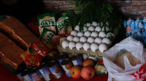 Food Baskets for Pregnant and Postpartum Patients