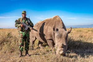 Our Anti-Poaching Unit is the core of our security