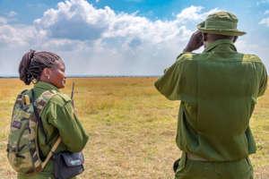 You helping keeping our rhino patrol employed