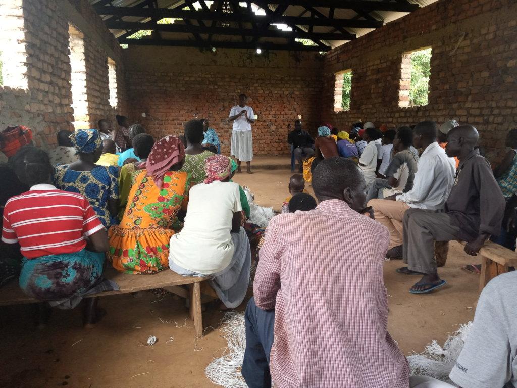 Improving reproductive health rights in Uganda