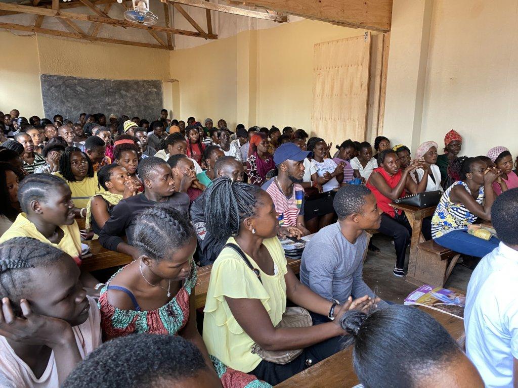 Hope of Children and Women COVID-19 response
