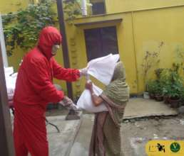 Relief Distribution by JAAGO In This Pandemic