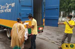 Countrywide Relief Distribution Project