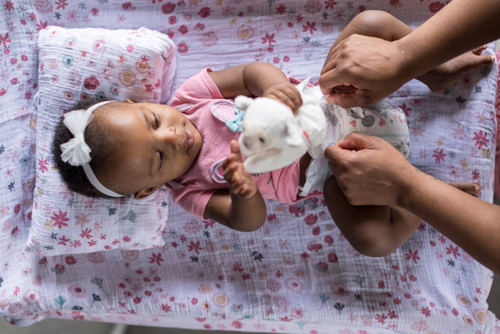 Diapers Needed for COVID-19 Recovery in Texas