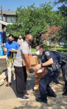 Food Assistance for COVID 19 relief
