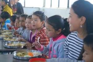 feeding girls
