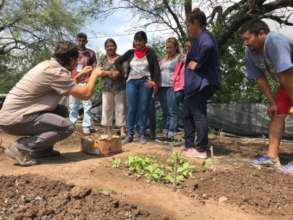 Trainings on agroecology