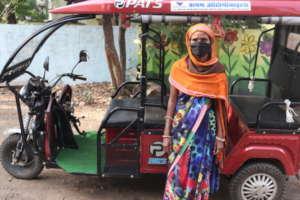 Laxmi, COVID-19 community volunteer