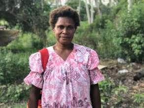 Working with women first responders in Vanuatu