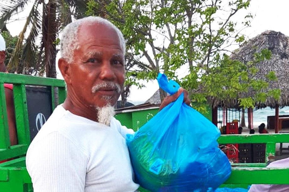 Feed the hungry, COVID 19 - Cartagena