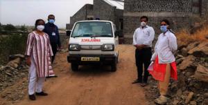 Coronavirus relief in India