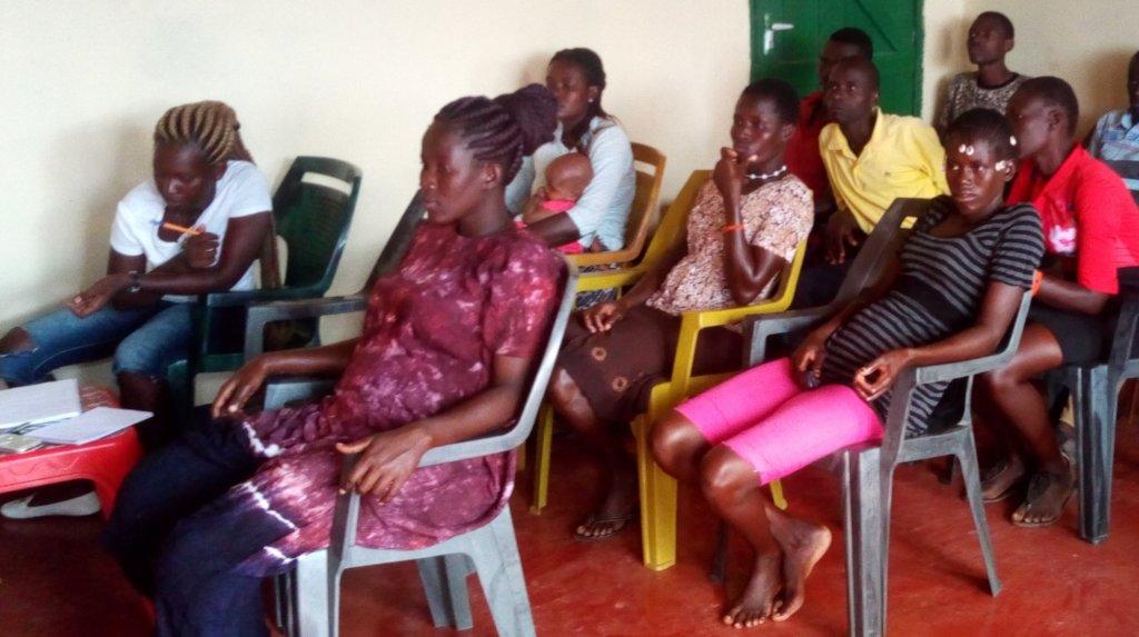 Impacting livelihoods of needy women in Kakuma