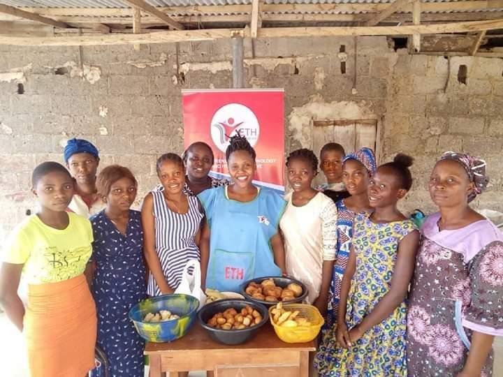 Empower 400 women on sustainable vocational skills