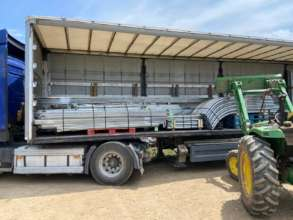 Greenhouses delivery
