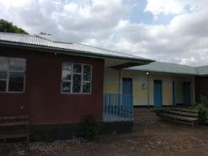 Terrat health centre with new solar power