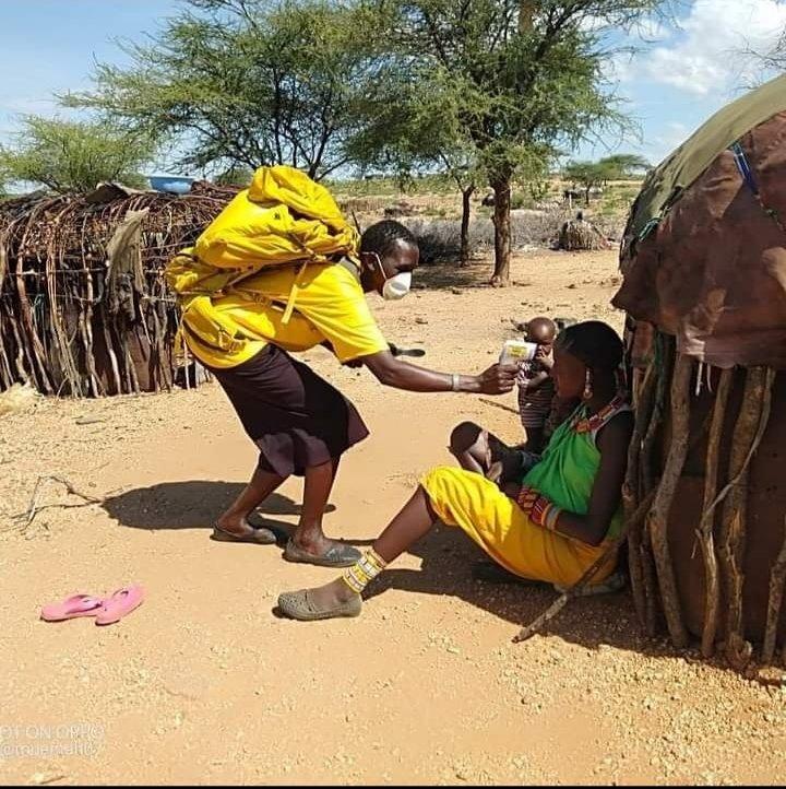 Reduce spread of COVID 19 in Kenyan communities