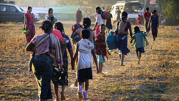 IDPs in Paletwa Chin State, Myanmar Need Your Help