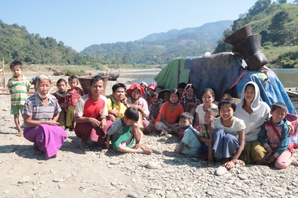 Help IDPs & COVID-19 Victims in Myanmar