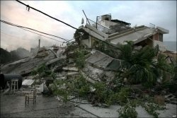 Earthquakes Dont Kill; Buildings Do: REBUILD HAITI