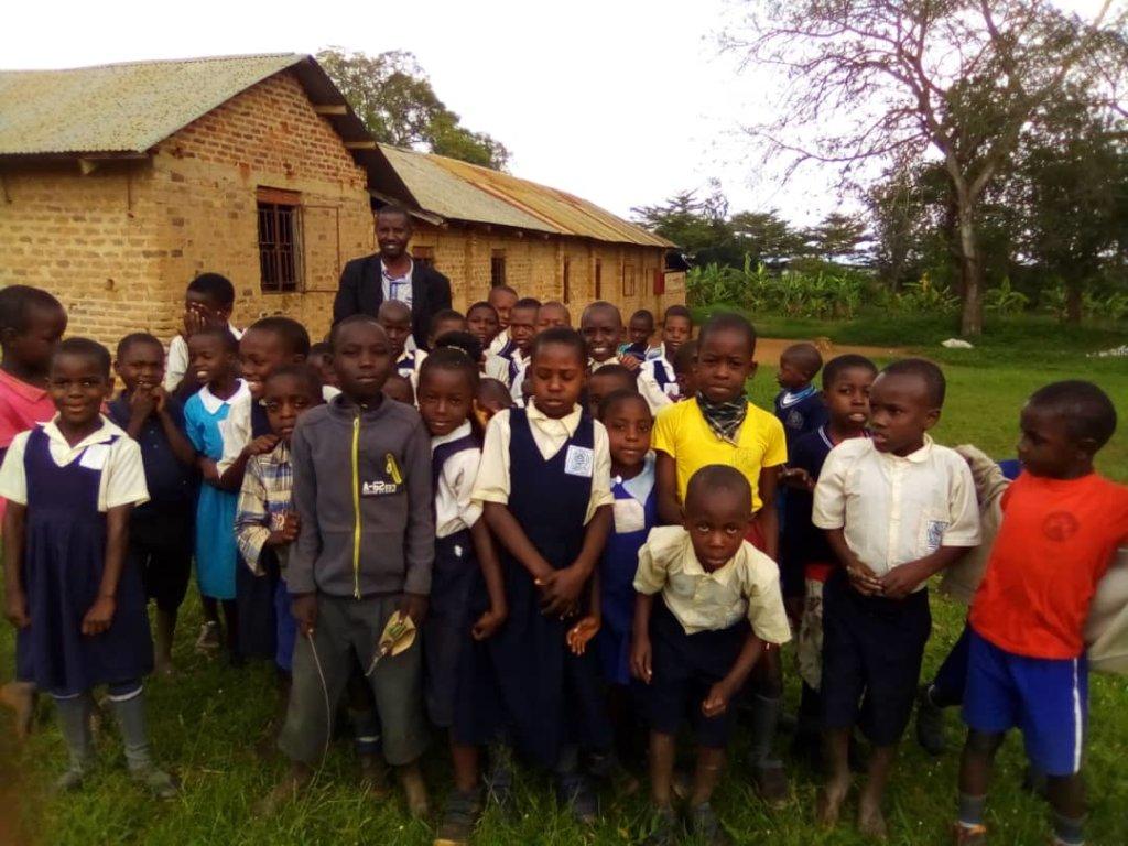 Sembabule Parents Primary School Girls Dormetry