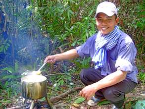 Trek Guide and Cook