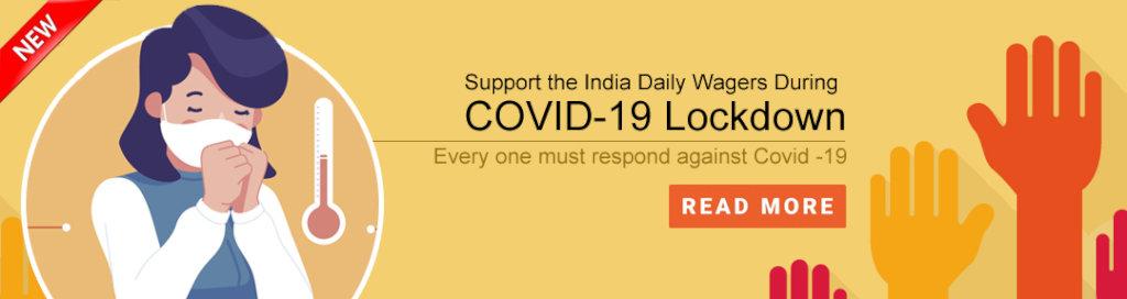 Respond & Relief to COVID-19 TamilNadu,India