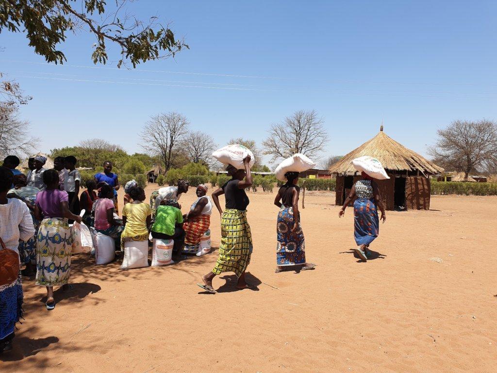 COVID-19 RESPONSE FOR ZAMBIAN COMMUNITIES