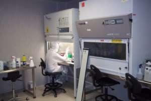 Testing antivirals at the biosafety laboratory