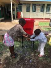 Help protect 1000 health workers in Western Kenya
