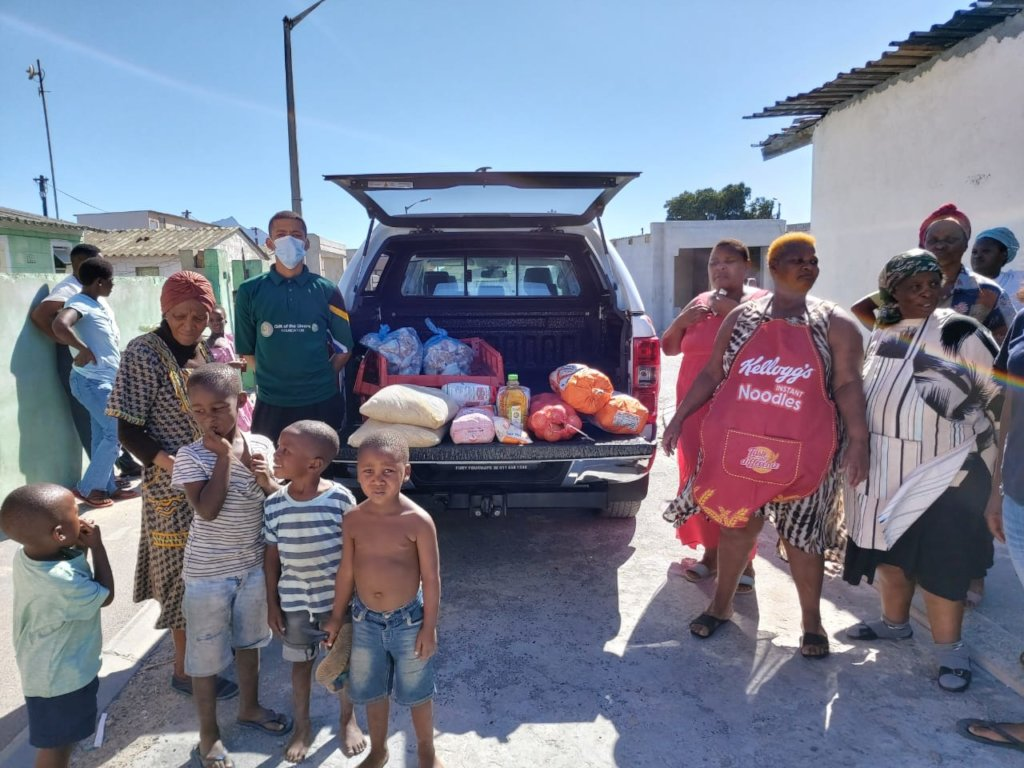 Covid-19 Intervention in South Africa