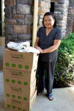 Senior Box Program - home delivery