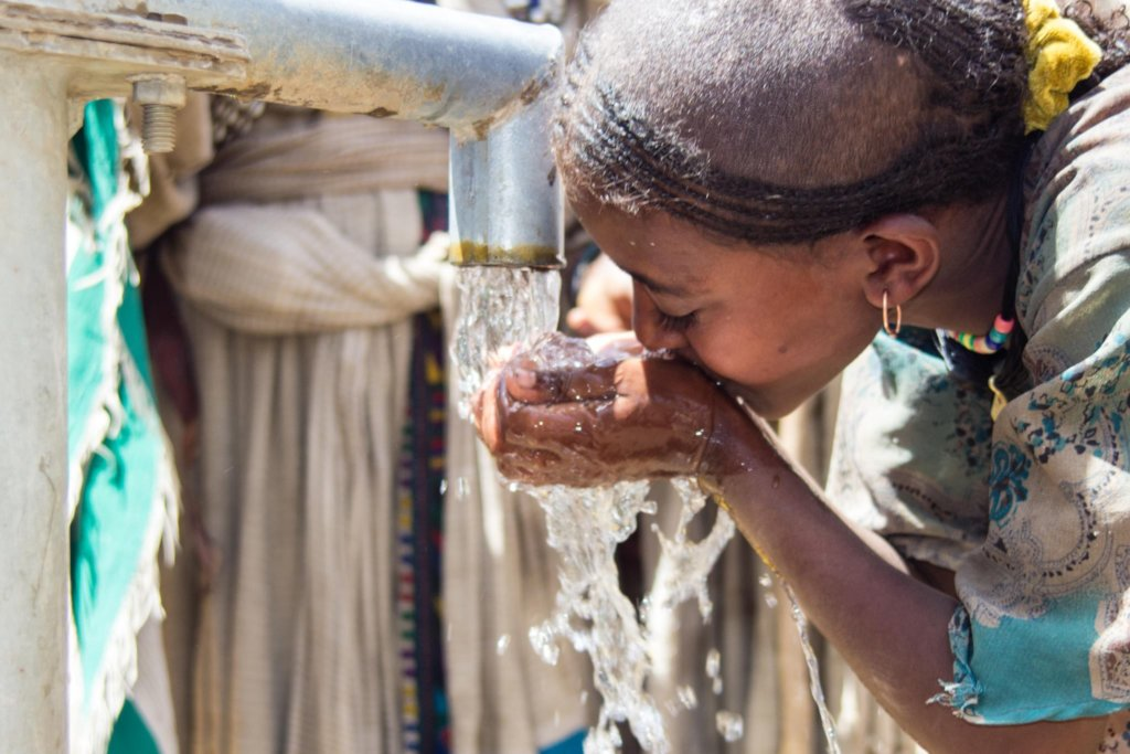 Build 2 water wells for 500 villagers in Ethiopia