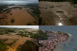 Major flooding in Haiti