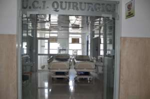 Hospital Beds Give Dignity to Peruvians