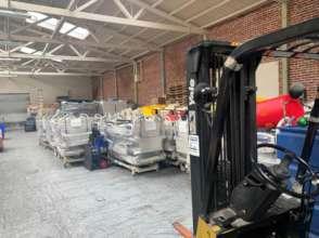 Hospital Beds in VIDA Warehouse