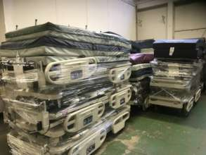 Beds, Beds and more Beds!