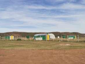 Inclusive Poultry & Vegetable Farming project site