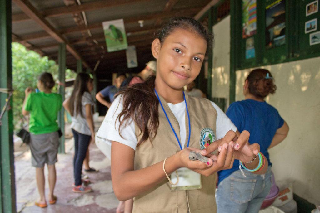 Nicaragua's Nature Stewards: The Junior Rangers