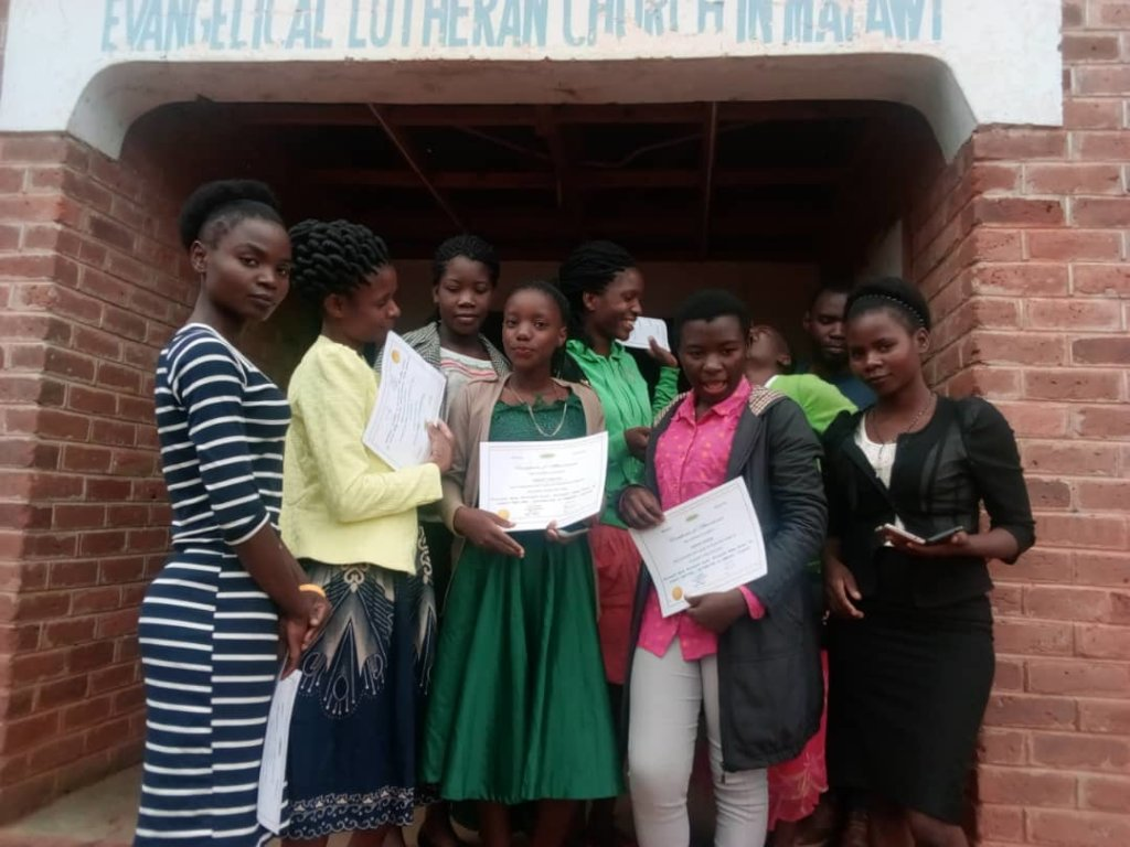 Improving girl-child computer literacy in Malawi