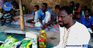 Save 200 street children from Covid-19 in Senegal