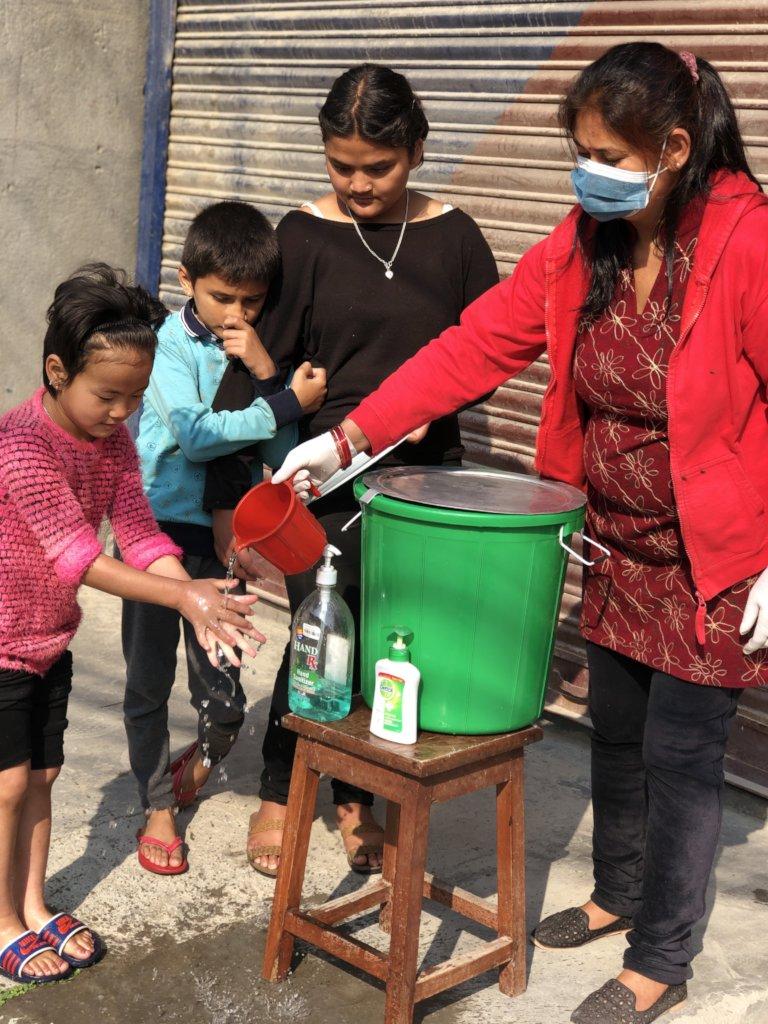 Corona Relief Fund ,Nepal (COVID-19)