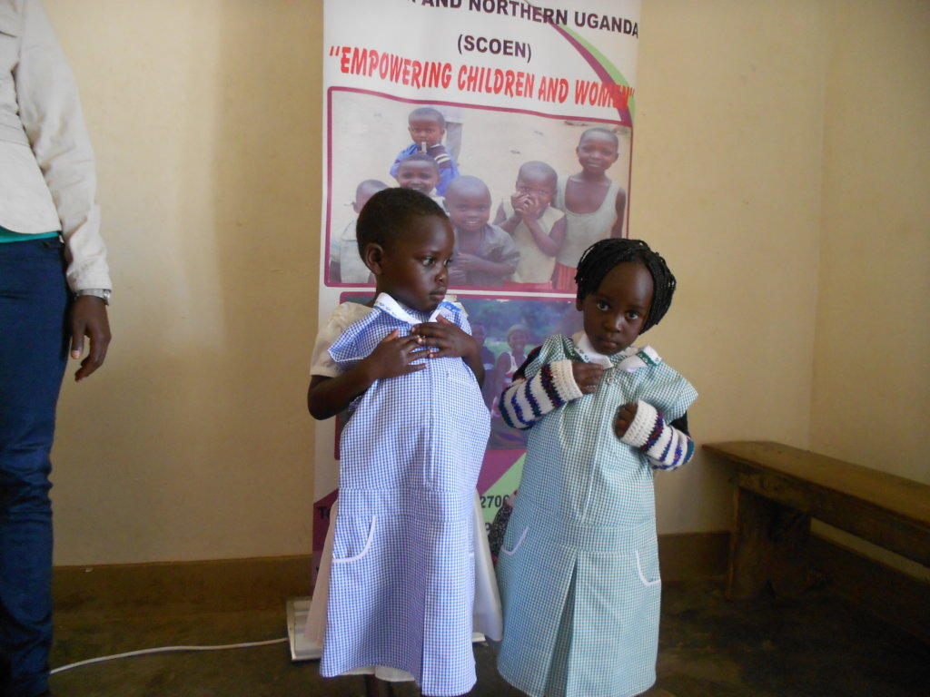 SPONSORING 40 CHILDREN TO GIVE NEW LIFE IN UGANDA