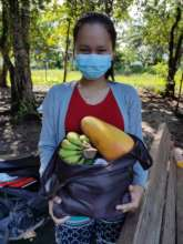 The fruits & vegetables package for pregnant women