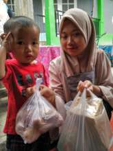 YUM's nutritious food package for mother and child