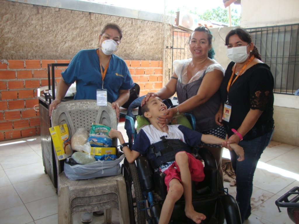 Feed Bolivian Children During COVID-19