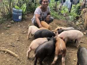 on-farm livelihood promotion