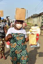 COVID 19 Response to Oworonshoki slum, Nigeria