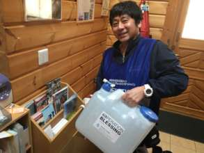 Help the vulnerable fight coronavirus in Japan